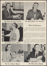 Page 10, 1955 Edition, El Reno High School - Boomer Yearbook (El Reno, OK) online yearbook collection