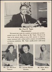 Page 11, 1955 Edition, El Reno High School - Boomer Yearbook (El Reno, OK) online yearbook collection