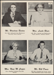 Page 13, 1955 Edition, El Reno High School - Boomer Yearbook (El Reno, OK) online yearbook collection