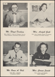 Page 14, 1955 Edition, El Reno High School - Boomer Yearbook (El Reno, OK) online yearbook collection