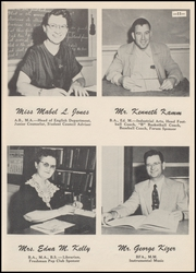 Page 15, 1955 Edition, El Reno High School - Boomer Yearbook (El Reno, OK) online yearbook collection