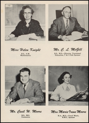 Page 16, 1955 Edition, El Reno High School - Boomer Yearbook (El Reno, OK) online yearbook collection