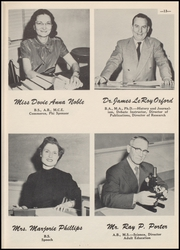 Page 17, 1955 Edition, El Reno High School - Boomer Yearbook (El Reno, OK) online yearbook collection