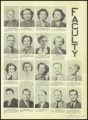 Page 13, 1948 Edition, Northeast High School - Nordlys Yearbook (Oklahoma City, OK) online yearbook collection