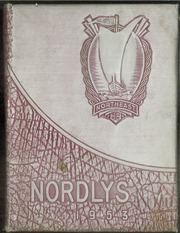 Page 1, 1953 Edition, Northeast High School - Nordlys Yearbook (Oklahoma City, OK) online yearbook collection