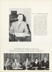 Page 10, 1953 Edition, Northeast High School - Nordlys Yearbook (Oklahoma City, OK) online yearbook collection