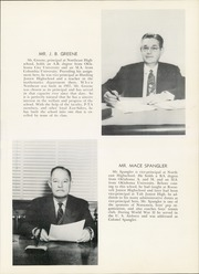 Page 11, 1953 Edition, Northeast High School - Nordlys Yearbook (Oklahoma City, OK) online yearbook collection