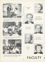 Page 12, 1953 Edition, Northeast High School - Nordlys Yearbook (Oklahoma City, OK) online yearbook collection