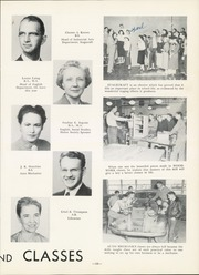 Page 17, 1953 Edition, Northeast High School - Nordlys Yearbook (Oklahoma City, OK) online yearbook collection