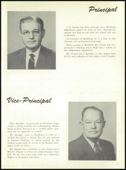 Page 17, 1957 Edition, Northeast High School - Nordlys Yearbook (Oklahoma City, OK) online yearbook collection