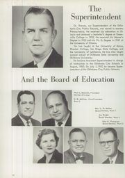 Page 14, 1959 Edition, Northeast High School - Nordlys Yearbook (Oklahoma City, OK) online yearbook collection