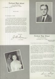 Page 8, 1959 Edition, Northeast High School - Nordlys Yearbook (Oklahoma City, OK) online yearbook collection