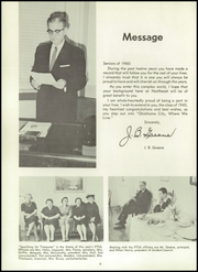 Page 10, 1960 Edition, Northeast High School - Nordlys Yearbook (Oklahoma City, OK) online yearbook collection