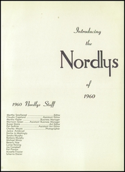 Page 5, 1960 Edition, Northeast High School - Nordlys Yearbook (Oklahoma City, OK) online yearbook collection
