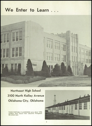 Page 6, 1960 Edition, Northeast High School - Nordlys Yearbook (Oklahoma City, OK) online yearbook collection