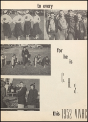 Page 12, 1952 Edition, Cushing High School - Oiler Yearbook (Cushing, OK) online yearbook collection