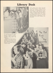 Page 14, 1952 Edition, Cushing High School - Oiler Yearbook (Cushing, OK) online yearbook collection