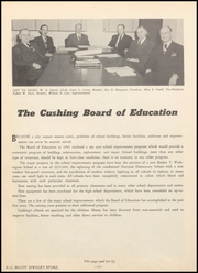 Page 16, 1952 Edition, Cushing High School - Oiler Yearbook (Cushing, OK) online yearbook collection