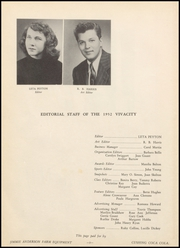 Page 6, 1952 Edition, Cushing High School - Oiler Yearbook (Cushing, OK) online yearbook collection