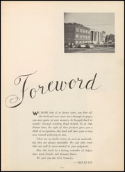 Page 7, 1952 Edition, Cushing High School - Oiler Yearbook (Cushing, OK) online yearbook collection