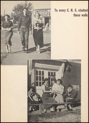 Page 8, 1952 Edition, Cushing High School - Oiler Yearbook (Cushing, OK) online yearbook collection