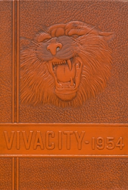 Page 1, 1954 Edition, Cushing High School - Oiler Yearbook (Cushing, OK) online yearbook collection