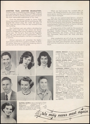Page 13, 1954 Edition, Cushing High School - Oiler Yearbook (Cushing, OK) online yearbook collection