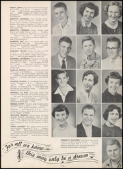 Page 15, 1954 Edition, Cushing High School - Oiler Yearbook (Cushing, OK) online yearbook collection