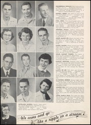 Page 16, 1954 Edition, Cushing High School - Oiler Yearbook (Cushing, OK) online yearbook collection