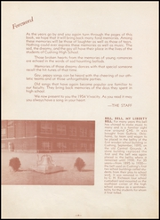 Page 8, 1954 Edition, Cushing High School - Oiler Yearbook (Cushing, OK) online yearbook collection