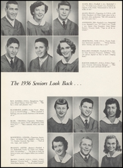 Page 12, 1956 Edition, Cushing High School - Oiler Yearbook (Cushing, OK) online yearbook collection