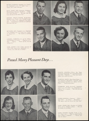 Page 13, 1956 Edition, Cushing High School - Oiler Yearbook (Cushing, OK) online yearbook collection