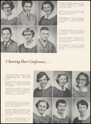 Page 14, 1956 Edition, Cushing High School - Oiler Yearbook (Cushing, OK) online yearbook collection
