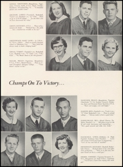 Page 15, 1956 Edition, Cushing High School - Oiler Yearbook (Cushing, OK) online yearbook collection
