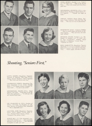 Page 16, 1956 Edition, Cushing High School - Oiler Yearbook (Cushing, OK) online yearbook collection