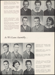 Page 17, 1956 Edition, Cushing High School - Oiler Yearbook (Cushing, OK) online yearbook collection
