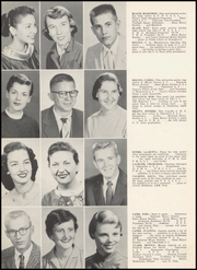 Page 12, 1957 Edition, Cushing High School - Oiler Yearbook (Cushing, OK) online yearbook collection