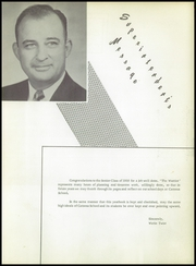 Page 13, 1958 Edition, Catoosa High School - Warrior Yearbook (Catoosa, OK) online yearbook collection