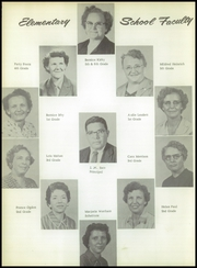 Page 14, 1958 Edition, Catoosa High School - Warrior Yearbook (Catoosa, OK) online yearbook collection