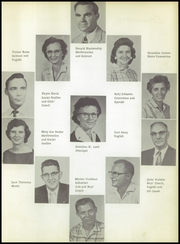 Page 15, 1958 Edition, Catoosa High School - Warrior Yearbook (Catoosa, OK) online yearbook collection
