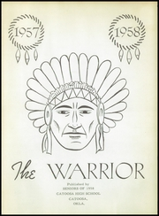 Page 5, 1958 Edition, Catoosa High School - Warrior Yearbook (Catoosa, OK) online yearbook collection