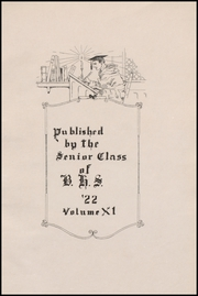 Page 9, 1922 Edition, Blackwell High School - Booster Yearbook (Blackwell, OK) online yearbook collection