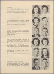 Page 13, 1950 Edition, Blackwell High School - Booster Yearbook (Blackwell, OK) online yearbook collection