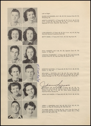 Page 16, 1950 Edition, Blackwell High School - Booster Yearbook (Blackwell, OK) online yearbook collection