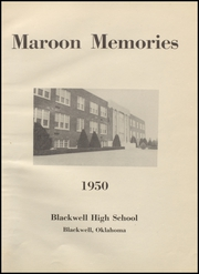 Page 5, 1950 Edition, Blackwell High School - Booster Yearbook (Blackwell, OK) online yearbook collection