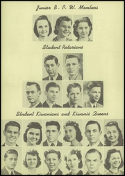 Page 16, 1941 Edition, Elk City High School - Elk Yearbook (Elk City, OK) online yearbook collection