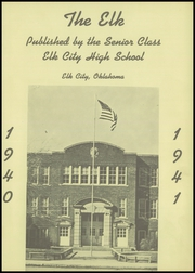 Page 5, 1941 Edition, Elk City High School - Elk Yearbook (Elk City, OK) online yearbook collection