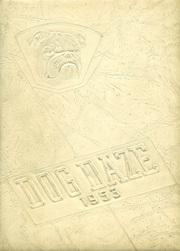 Page 1, 1953 Edition, Wagoner High School - Dog Daze Yearbook (Wagoner, OK) online yearbook collection