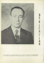 Page 10, 1953 Edition, Wagoner High School - Dog Daze Yearbook (Wagoner, OK) online yearbook collection