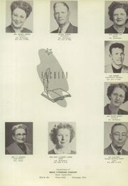 Page 13, 1953 Edition, Wagoner High School - Dog Daze Yearbook (Wagoner, OK) online yearbook collection